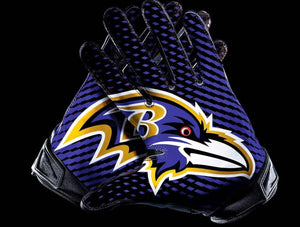 Baltimore Ravens Football Gloves Diamond Painting