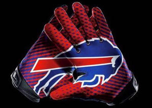 Buffalo Bills Football Gloves Diamond Painting