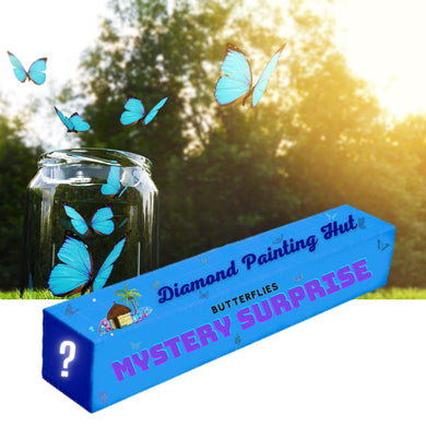 Butterflies Mystery Surprise  Diamond Painting