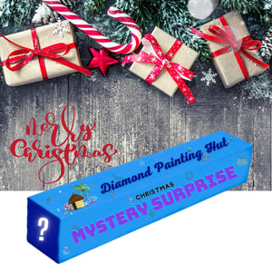 Christmas Mystery Surprise  Diamond Painting