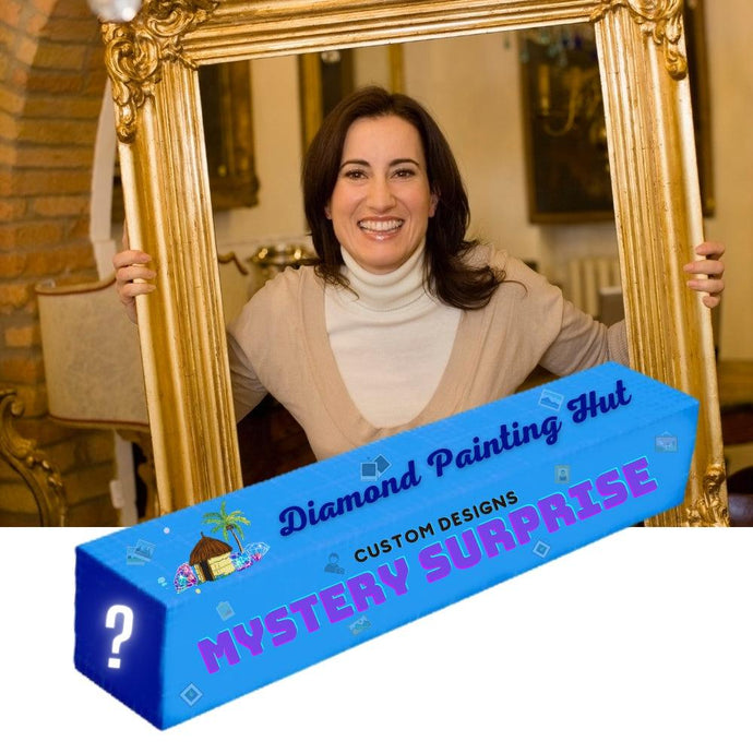 Custom Mystery Surprise Diamond Painting Gift For Someone Special