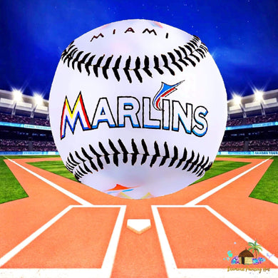 Florida Marlins MLB Diamond Painting