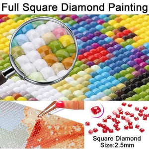 Food & Drinks Mystery Surprise  Diamond Painting