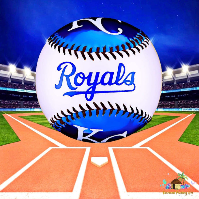 Kansas City Royals MLB Diamond Painting
