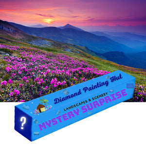 Landscapes And Scenery Mystery Surprise  Diamond Painting