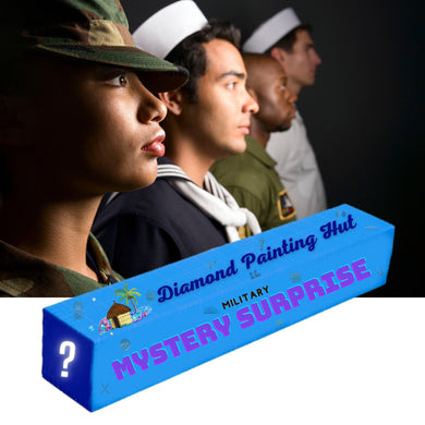 Military Mystery Surprise  Diamond Painting