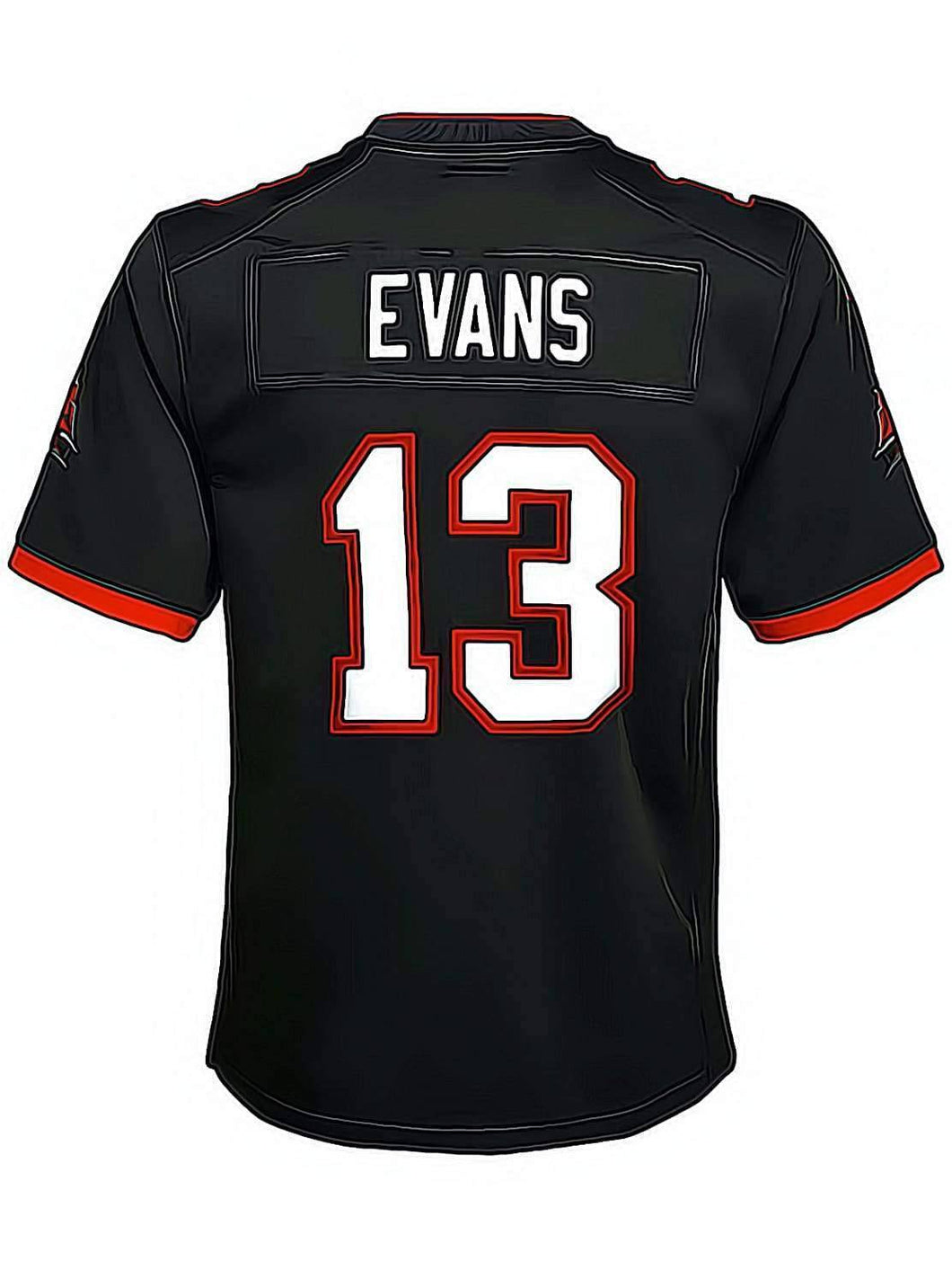 NFL Jersey Evans 13 Diamond Painting