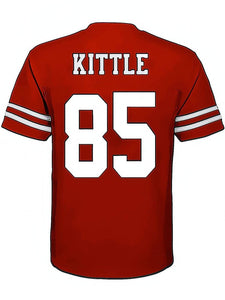NFL Jersey Kittle 85 Diamond Painting