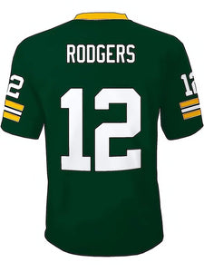 NFL Jersey Rodgers 12 Diamond Painting