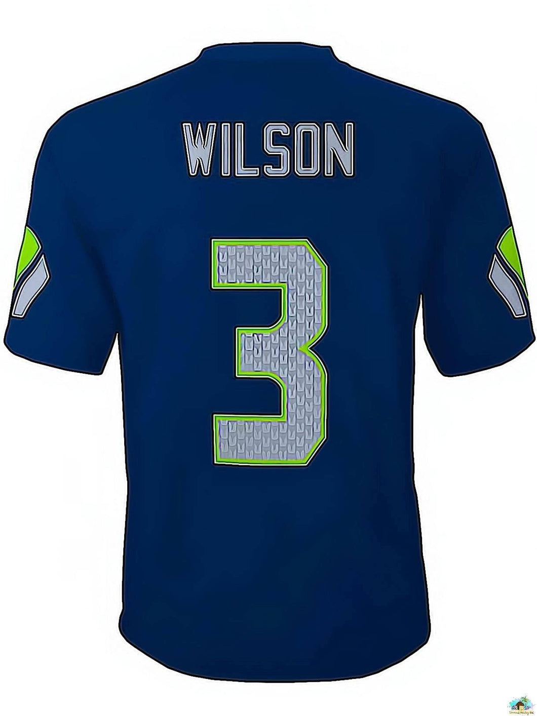 NFL Jersey Wilson 3 Diamond Painting