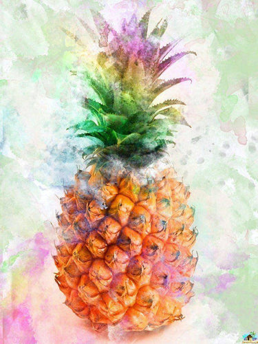 Pineapple Diamond Painting