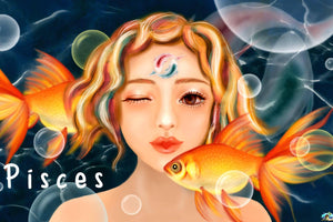 Pisces 2020 Diamond Painting