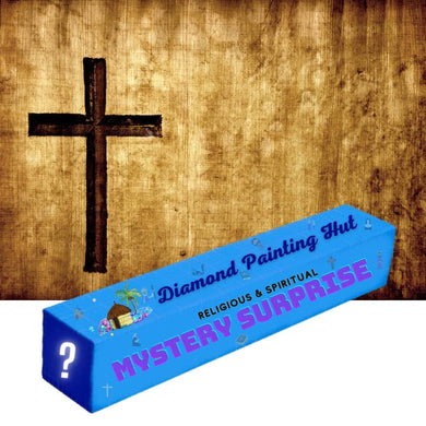 Religious & Spiritual Mystery Surprise  Diamond Painting