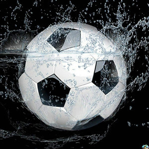 Soccer Ball Diamond Painting