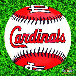 St Louis Cardinals Diamond Painting