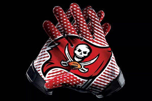 Tampa Bay Buccaneers Football Gloves Diamond Painting