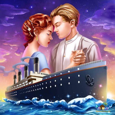 Titanic Diamond Painting