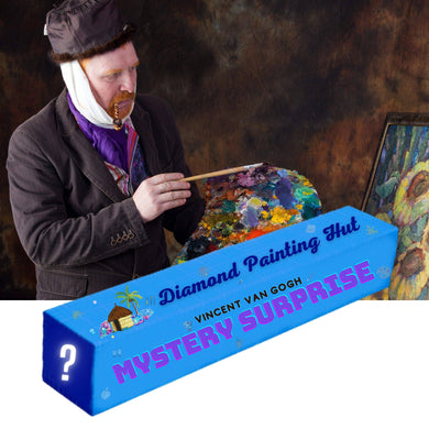 Vincent Van Gogh Mystery Surprise  Diamond Painting