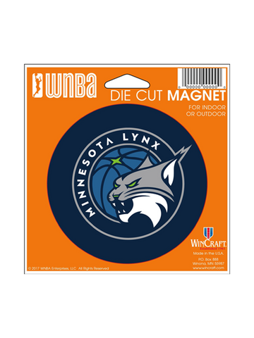 Minnesota Lynx Marble Rubber B3 Ball