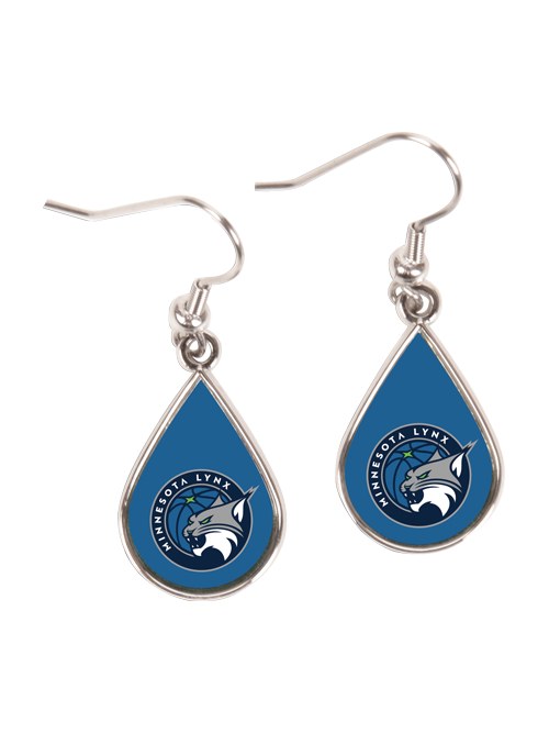 Minnesota Lynx Dangle Earrings