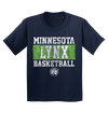 Minnesota Lynx Nation Tri-Blend T-Shirt