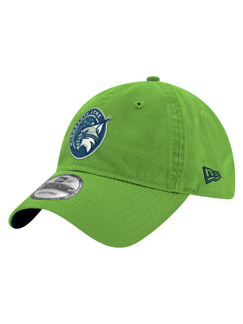 Minnesota Lynx 9TWENTY Primary Logo Adjustable Cap - Green