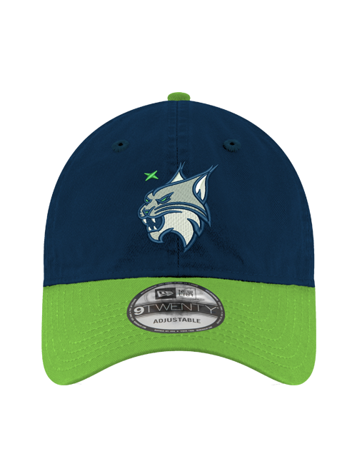 Minnesota Lynx 9TWENTY Partial Logo Adjustable Cap