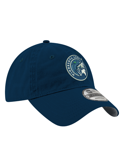 Minnesota Lynx 9TWENTY Primary Logo Adjustable Cap - Navy