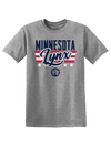 Minnesota Lynx Men's Core Cotton Go Lynx T-Shirt