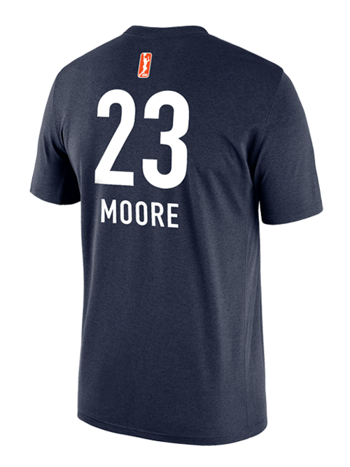 Minnesota Lynx Maya Moore Primary Logo Player T-Shirt