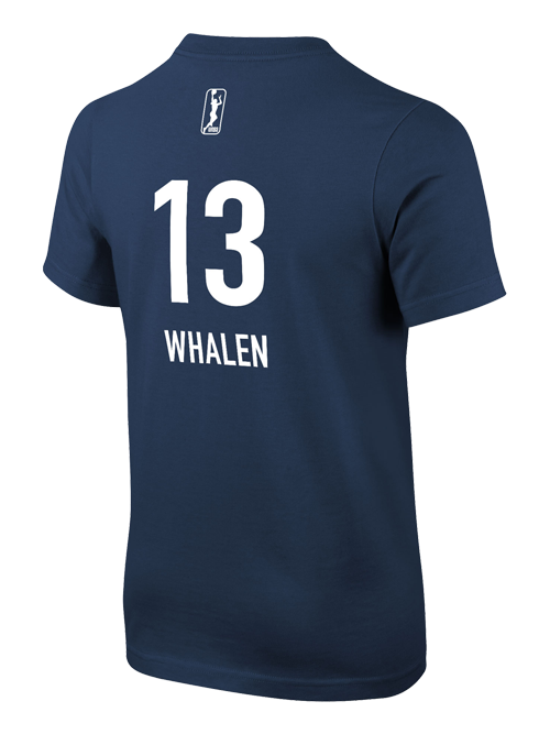 Minnesota Lynx Youth Lindsay Whalen Retirement Shooting T-Shirt