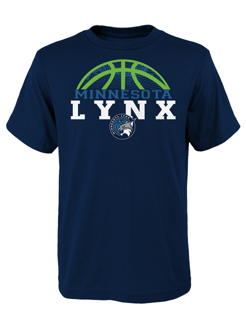 Minnesota Lynx Youth Baseline T-Shirt