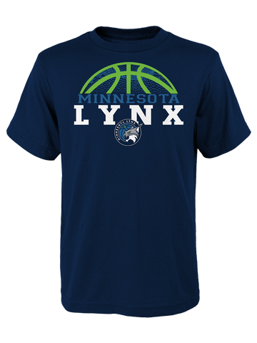 Minnesota Lynx Youth Girls Legend V-Neck