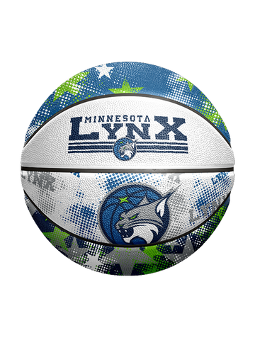 Minnesota Lynx Full Face T-Shirt