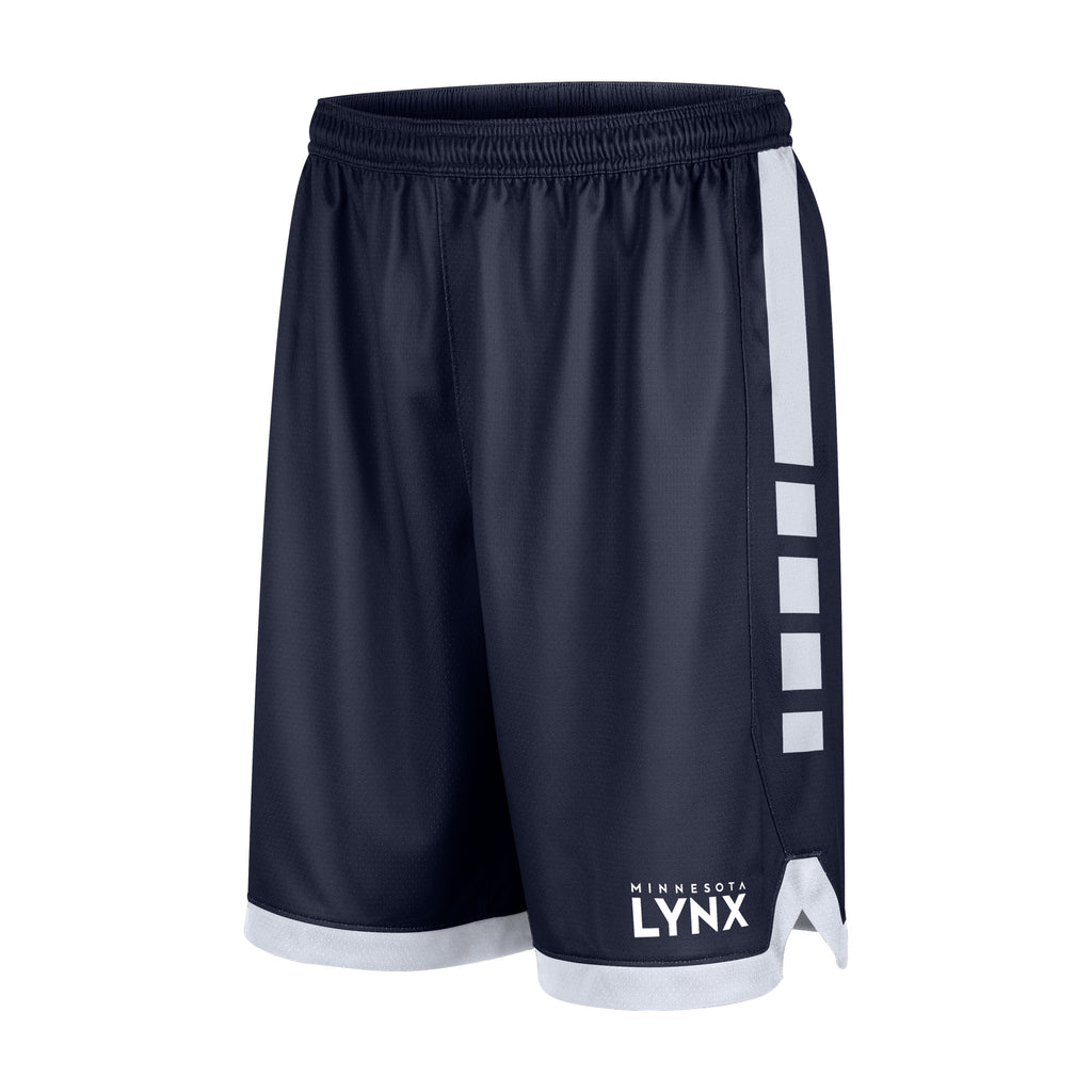 Minnesota Lynx Men's Elite Stripe Basketball Short