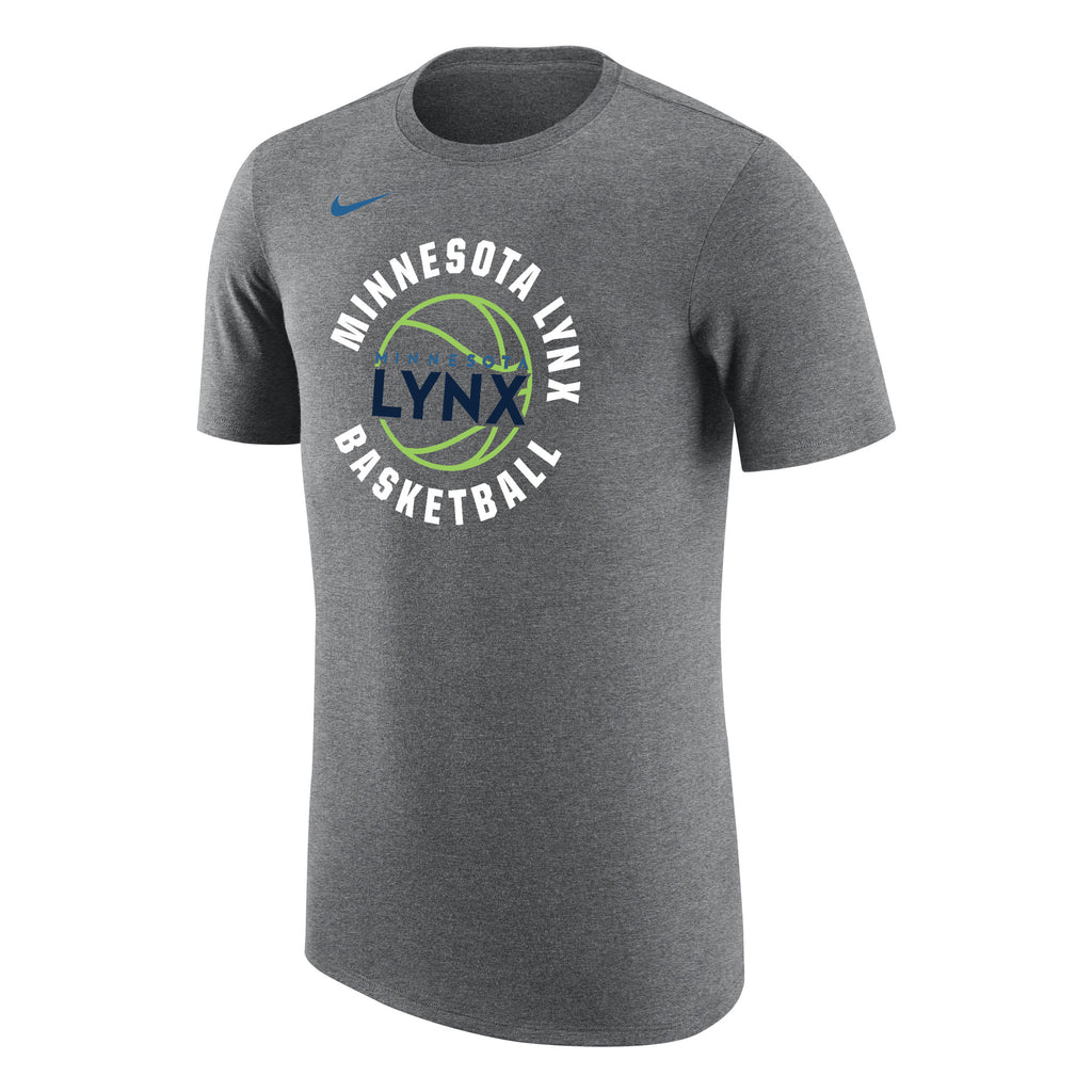 Minnesota Lynx Gray Short Sleeve Shirt