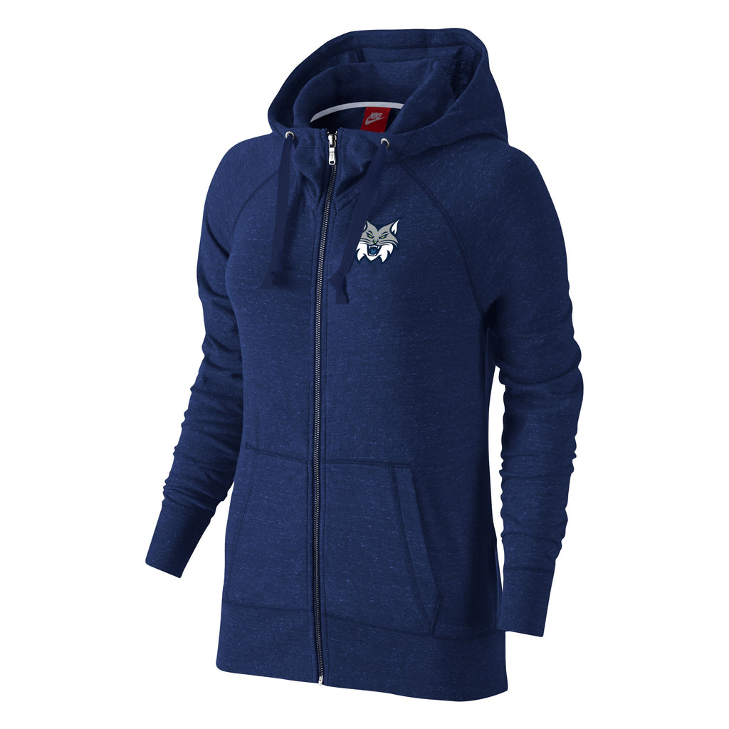 Minnesota Lynx Women's Gym Vintage Full Zip Hoodie
