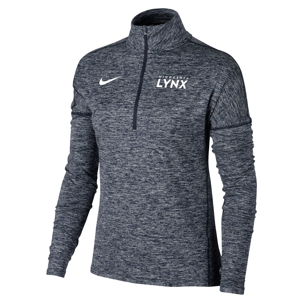 Minnesota Lynx Women's Navy Quarter Zip