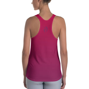 Racerback Tank - Red Ombre