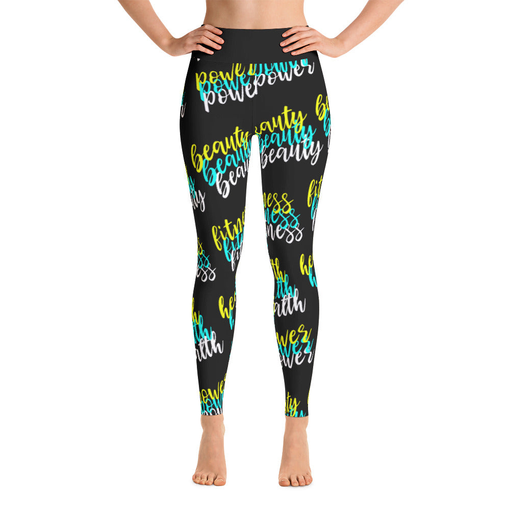 Leggings - Nia Four Pillars