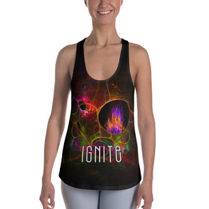 Ignite Routine-inspired Women's Racerback