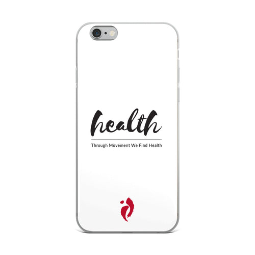 iPhone Case - Health Pillar