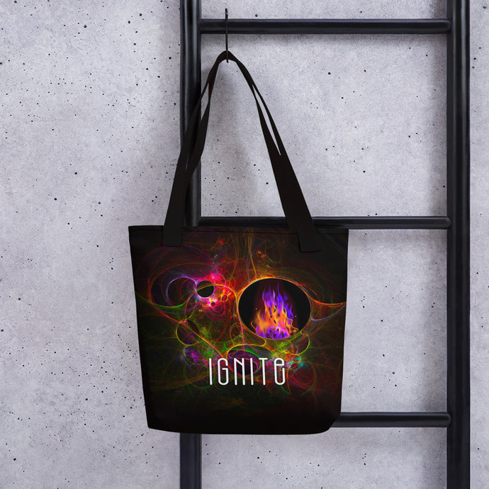 Ignite Routine-inspired Tote bag