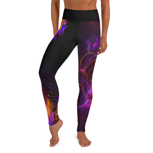 Ignite Routine-inspired Leggings