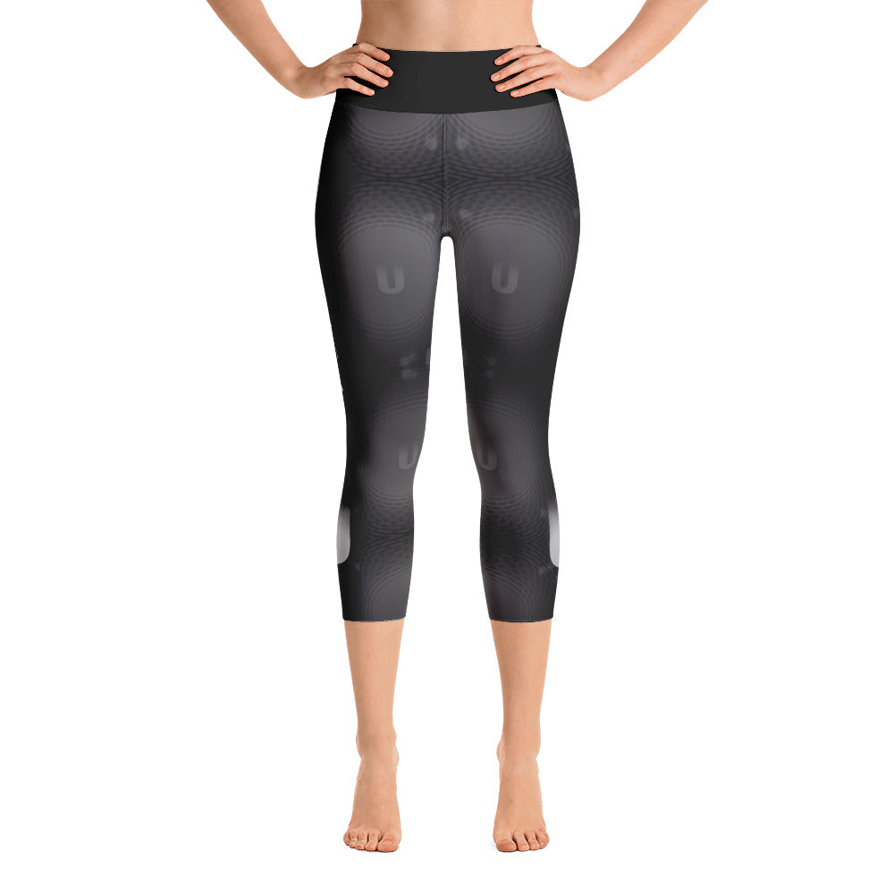 Capri Leggings - U Routine-inspired