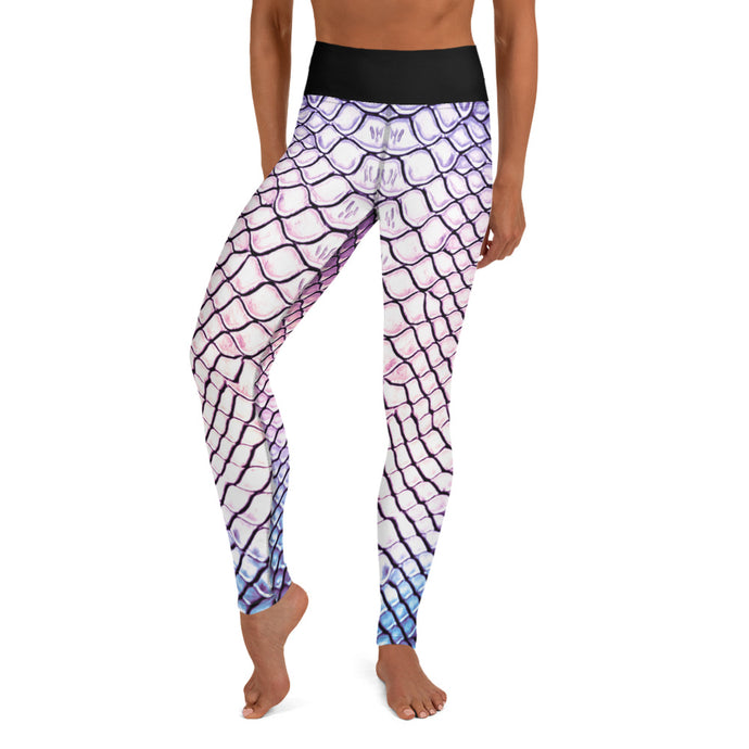 Beast Routine-inspired Leggings (Full design)