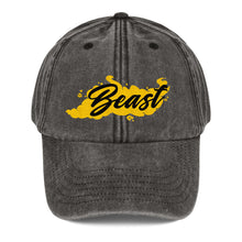 Beast Routine-inspired Vintage Hat