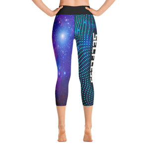 Capri Leggings - Selfless Routine-inspired