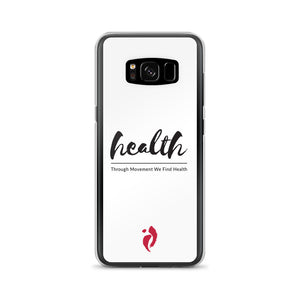 Samsung Case - Health Pillar