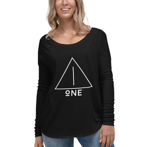 ONE Inspired Ladies' Chic Long Sleeve Tee